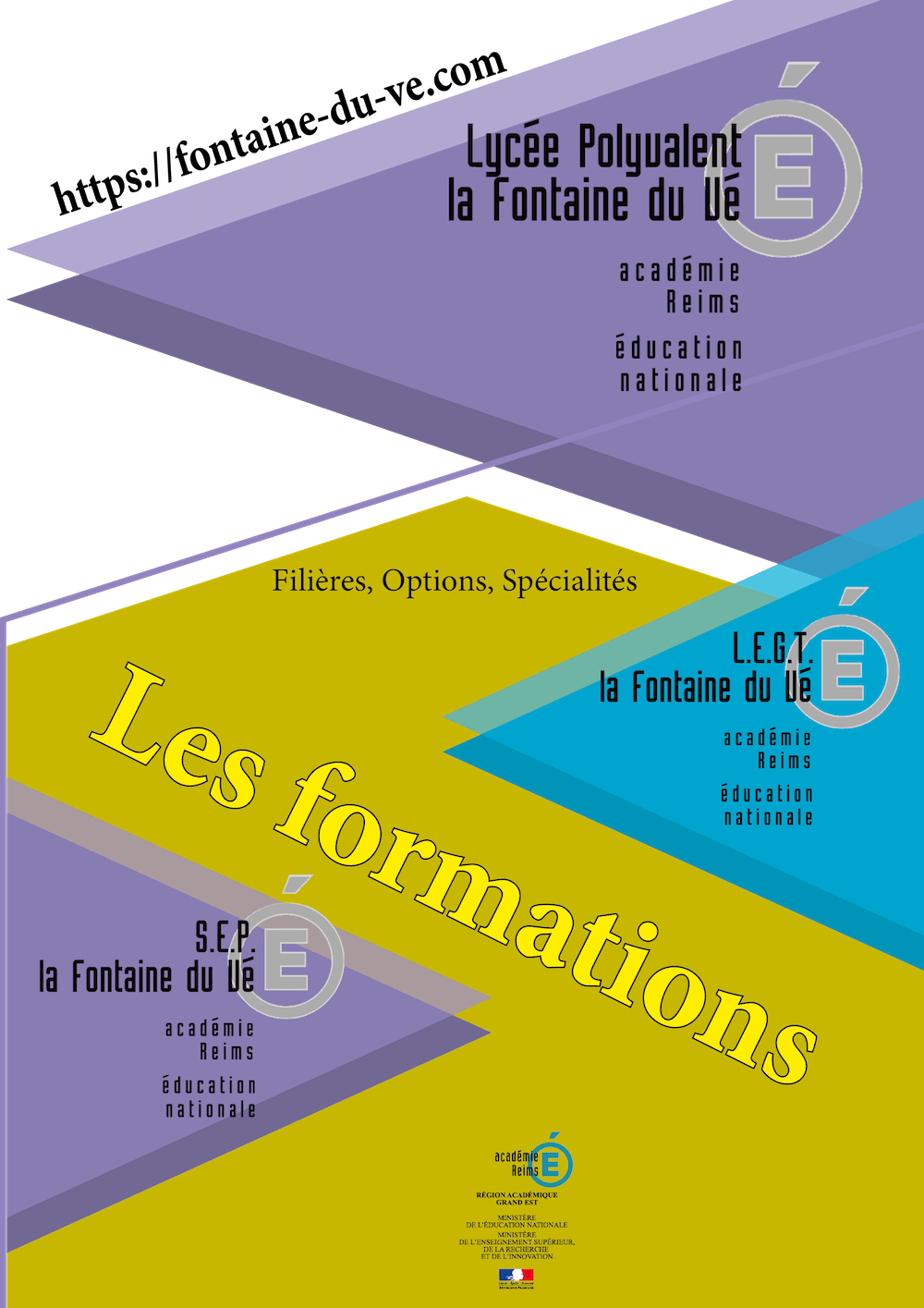 Les formations 2020